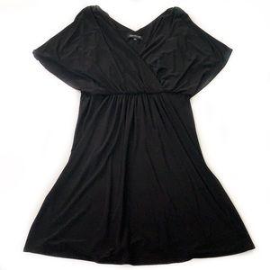 Jones New York • Drapey Cold Shoulder Event Dress